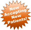 Now Accepting New Patients!